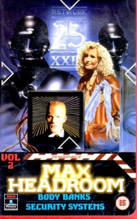 The UK VHS release, Vol. 2