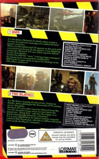 The UK VHS release, Vol. 3