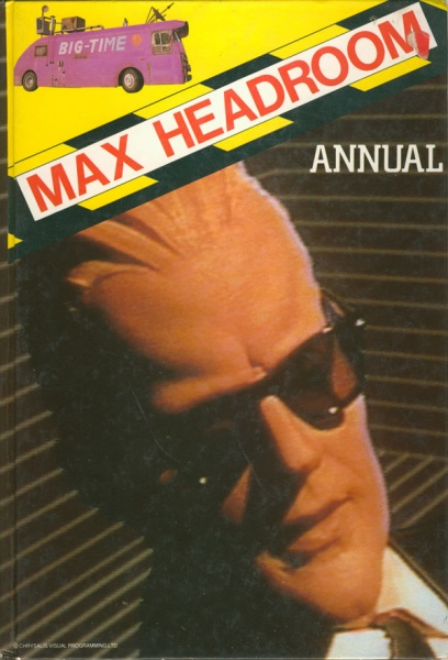 File:Mhcom max headroom annual cover.jpg